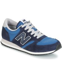 New Balance Ml574 Gpf Men's Shoes (trainers) In Blue in Blue for Men