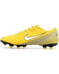 Nike Voetbalschoenen Mercurial Vapor 12 Academy Neymar Mg - Geel