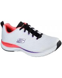 Skechers Lage Sneakers Ultra Groove Pure Vision 149022wmlt - Wit