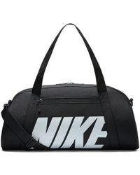 Nike Ba5490 Brasilia (medium) Training Duffel Bag Women's Sports Bag In Black