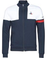 Le Coq Sportif Trainingsjacken TRI FZ Sweat N°1 M - Blau