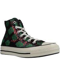 Converse Zapatillas altas CHUCK 70 HI - Verde