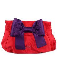 Camomilla Lazo Fiesta Women's Bag In Red