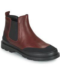 Camper BRUTUS Boots - Marron