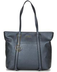 Armani Jeans - Jarca Women's Shoulder Bag In Blue - Lyst