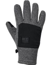 Under Armour Gants ColdGear Infrared Fleece Gloves 1343217-001 - Noir