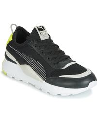 PUMA Lage Sneakers Rs-0 Core - Zwart