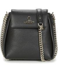 Vivienne Westwood Handtas Windsor Bucket Bag - Zwart