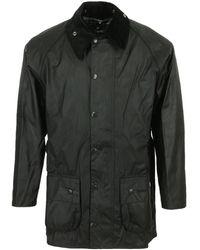 Barbour Parka Ashby Wax Jacket - Noir