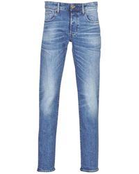 G-Star RAW 3301 STRAIGHT Jeans - Bleu