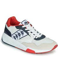 Kappa LUXOR 2 hommes Chaussures en blanc