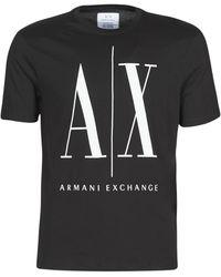 Armani Exchange HULO - Negro