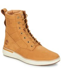 Timberland - Cross Mark Utility Boot Boots - Lyst