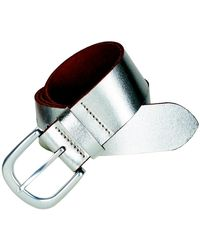 Esprit Riem Daria Belt - Metallic