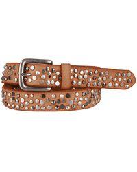 Cowboysbelt Riem Belt 309037 - Bruin