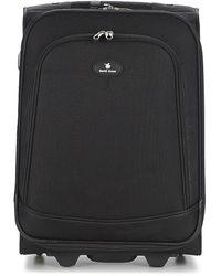 David Jones Verlude 41l Soft Suitcase - Black