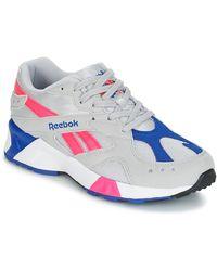 Reebok Lage Sneakers Aztrek - Grijs