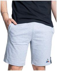 Le Coq Sportif Short 2110547 - Gris
