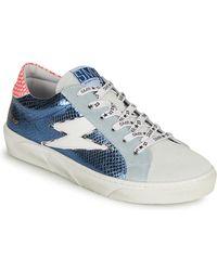 Semerdjian Sneakers Basse Catmi - Blu