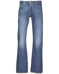 Levi's Jeans Levis 527TM SLIM BOOT CUT - Bleu