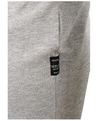 Replay - M34662660m02 Men's T Shirt In Grey - Lyst
