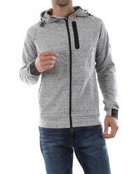 O'neill Sportswear 9a1418 Hm 2-face Sweatshirt - Grey