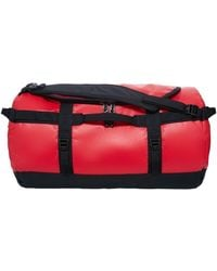 The North Face Base Camp Duffel S - Rojo