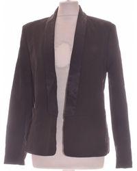 H&M Blazer 42 - T4 - L/xl Veste - Noir