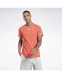 Reebok - Camiseta Workout Ready Mesh - Lyst