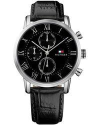 Tommy Hilfiger Reloj analógico 1791401 - Negro