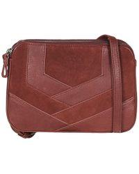 Nat Et Nin - Anita Women's Shoulder Bag In Red - Lyst