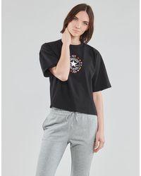 Converse Camiseta CHUCK WOMENS WANDER TANK - Negro
