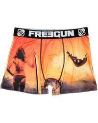 Freegun Boxer - Naranja