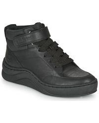 Timberland Hoge Sneakers Ruby Ann Chukka - Zwart