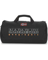 Napapijri Beiring Travel Bag - Black