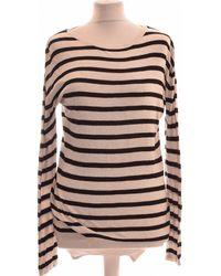 H&M Pull Femme 34 - T0 - Xs Pull - Blanc