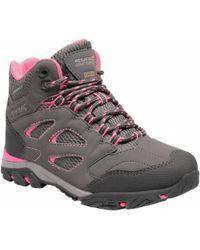 ed949309634 Regatta Childrenskids Holcombe Iep Junior Hiking Boots Men's Walking ...