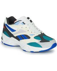 Reebok Lage Sneakers Aztrek 96 - Wit