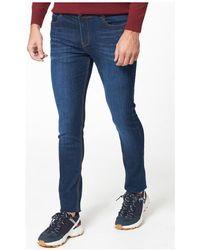 Best Mountain - Jean slim hommes Jeans en bleu - Lyst