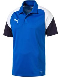 PUMA Polo Shirts Esito 4 Polo - Blauw