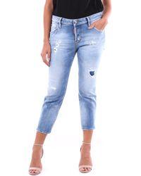 DSquared² S75LB0283S30662 Jeans - Bleu