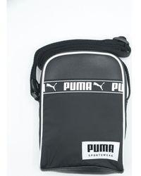 PUMA Campus Portable Sac de sport - Noir