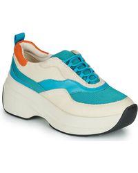 Vagabond Lage Sneakers Sprint 2.0 - Naturel