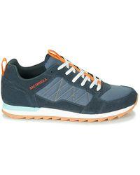 Merrell Sneakers Alpine Sneaker - Blu