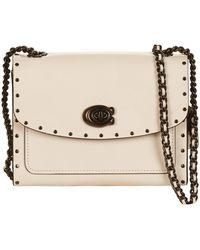 COACH Schoudertas Parker 18 - Naturel