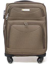 Ciak Roncato 43.04.03 Soft Suitcase - Brown