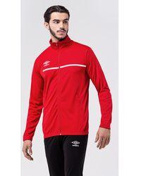 Umbro Veste Veste Teamwear - Rouge