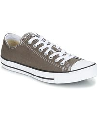 Converse Ct All Star Seasonal Ox Sneakers - Grijs