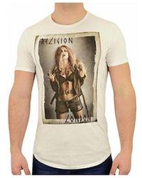 Religion T-SHIRT HOMME 19BGLF30 T-shirt - Blanc