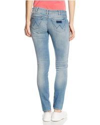 Wrangler Jeans Jeans Courtney Aloha W23SC272L - Azul